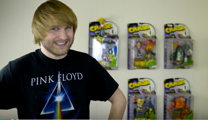 Pat goes on a wide adventure when he tries a new gaming console.